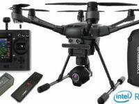 drone Yuneec typhoon H con deteccion de obstaculos - Pack del UAV