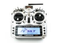 frsky taranis x9d plus 2.4ghz accst radio soft case mode 2 carreras drones fpv racing