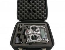 frsky taranis x9d plus 2.4ghz accst radio soft case mode 2 para dron de carreras fpv racing
