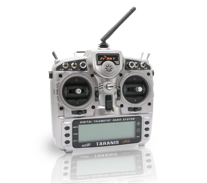 frsky taranis x9d plus 2.4ghz accst radio soft case mode 2 para drone carreras fpv racing