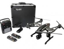 yuneec-typhoon-Q500-4k-maleta aluminio-2-baterias