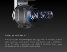 DJI Mavic Pro cámara 4k ultra HD