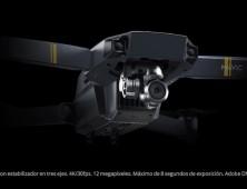 Drone DJI Mavic Pro cámara 4k