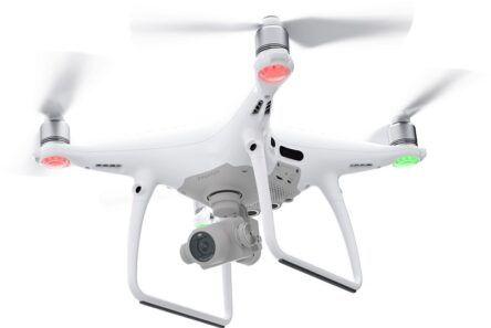 Drone DJI Phantom 4 Pro con deteccion obstaculos
