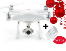 Drone DJI Phantom 4 pro bateria de regalo Navidades