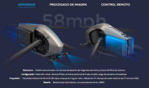 Drone profesional DJI Inspire 2