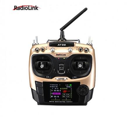 Emisora Radiolink AT9S tx drone carreras fpv