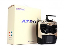 Emisora Radiolink AT9S tx drone de carreras fpv
