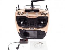 Emisora Radiolink AT9S tx drones carreras fpv