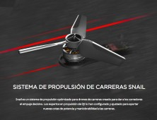 Hélices drone de carreras DJI Snail 5048S tripala – Anclaje rápido