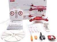 Multicoptero X5UW FPV pack completo