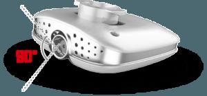 camara dron FPV syma X5UW-D