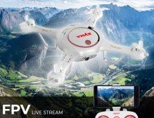 drone FPV Syma X5uw-d