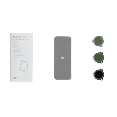 Set de filtros ND para drone Mavic