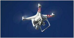 noticias sobre drones aeropuerto china