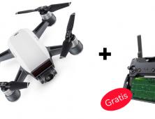 dron FPV Spark con mando gratis