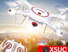 nuevo drone Syma X5UC con camara HD