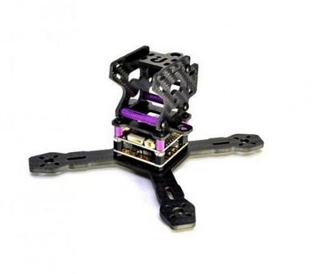 realacc rx130 frame drones de carreras fpv