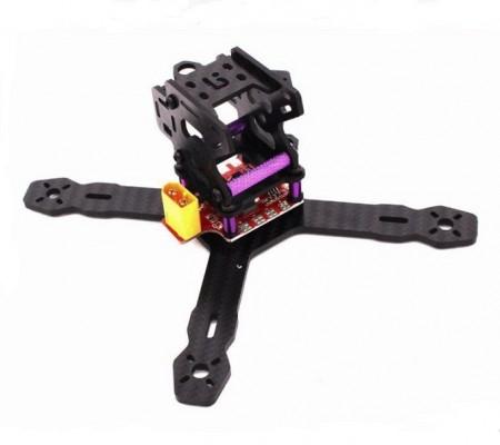 realacc rx150 chasis drones de carreras fpv