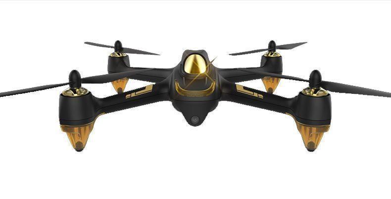UAV FPV Hubsan X4 H501S negro