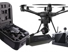 Yuneec Typhoon H 4K profesional pack