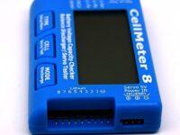 Medidor de baterias CellMeter8 lipo tester
