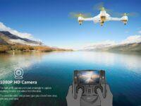 dron FPV Hubsan X4 H501S con camara HD