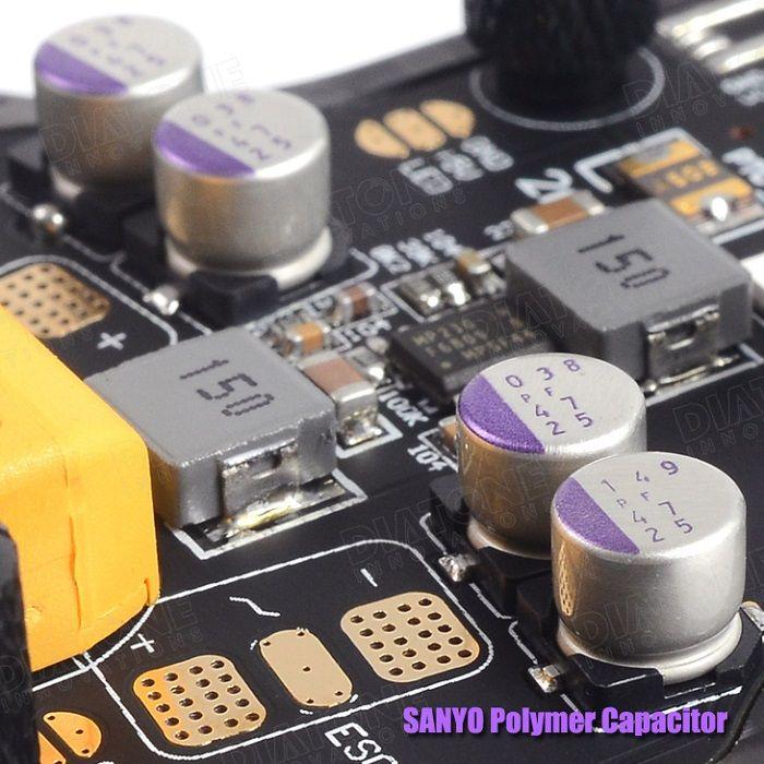 imagen de la placa del racing drone FPV diatone tyrant s