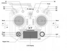 instrucciones emisora frysky taranis q x7