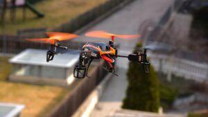 tecnologia para derribar drones