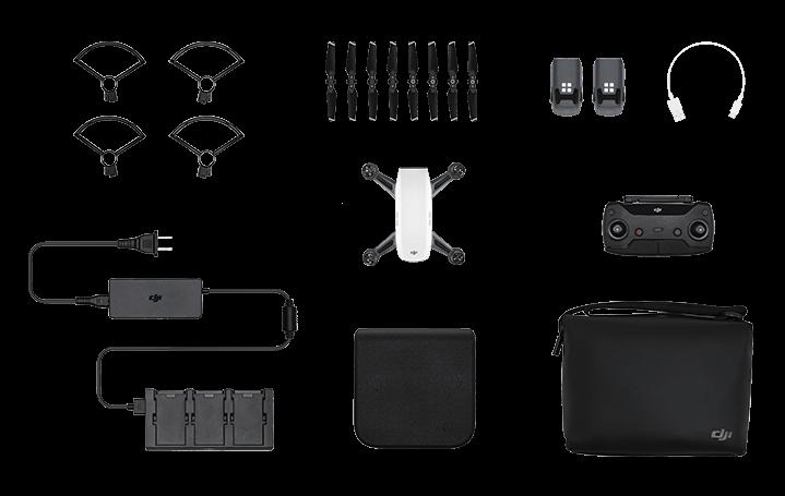 Drone DJI Spark Pack Vuela Más