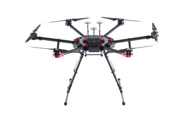 Drone DJI para aplicaciones industriales