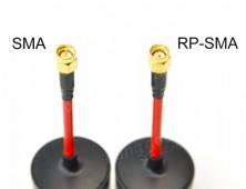 antena conector SMA RP SMA