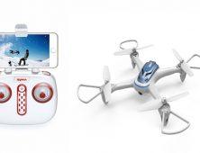 Drone FPV Syma X15W vision en directo en el movil