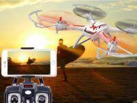 Drone FPV Syma X54HW con camara HD