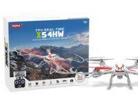 Drone FPV Syma X54HW pack del multicoptero