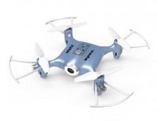 Drone Syma X21W FPV multicóptero azul