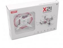 Drone mini Syma X21 caja del UAV