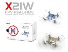 Drones Syma X21W FPV caja del multicoptero