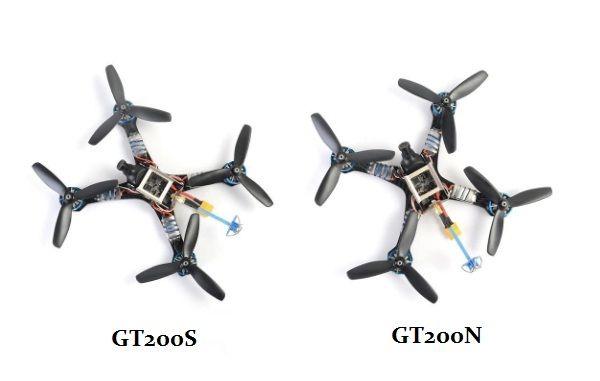 GT200S y GT200N