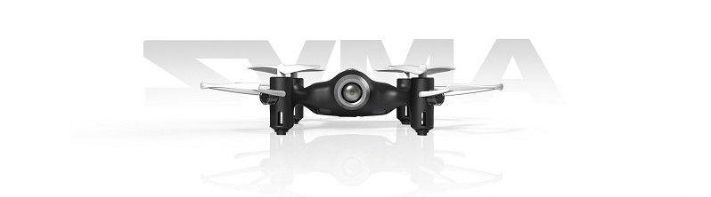 Minidrone Syma X21 frontal