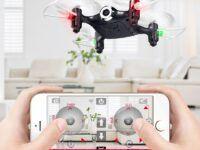Multicoptero FPV Syma X21W control por movil