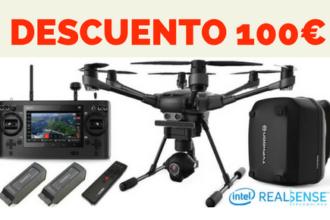 Ofertas Drones Yuneec Descuento 100€