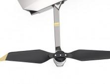Drone DJI Mavic Pro Platinum helice del UAV