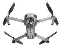 Drone DJI Mavic Pro Platinum parte inferior del multicoptero