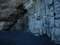 Drone DJI Mavic Pro Platinum vuelo del UAV