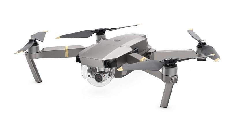DJI Mavic Pro Platinum - Tienda de drones en Madrid
