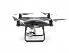 dji phantom 4 pro plus obsidian lateral del multicoptero