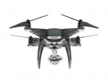 dji phantom 4 pro plus obsidian vision trasera del UAV