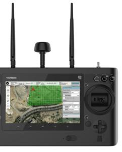 emisora Yuneec ST16S del multicoptero profesional H520